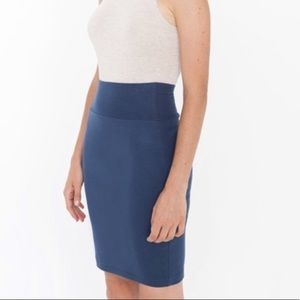 2/$25 ⭐️ American Apparel Stretchy Pencil Skirt